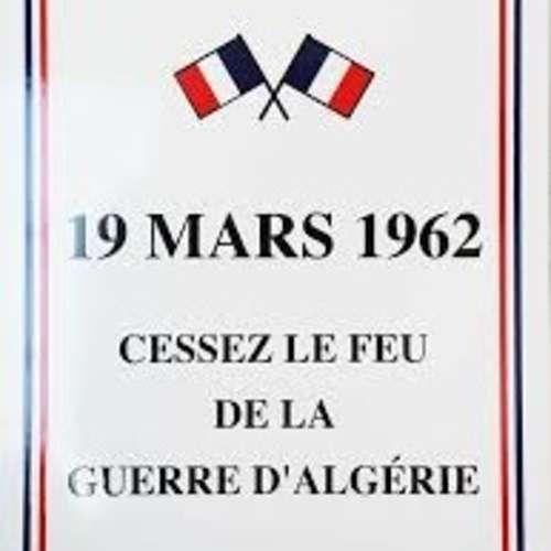 Commémoration du Cessez le feu en Algérie : 24 mars 2019