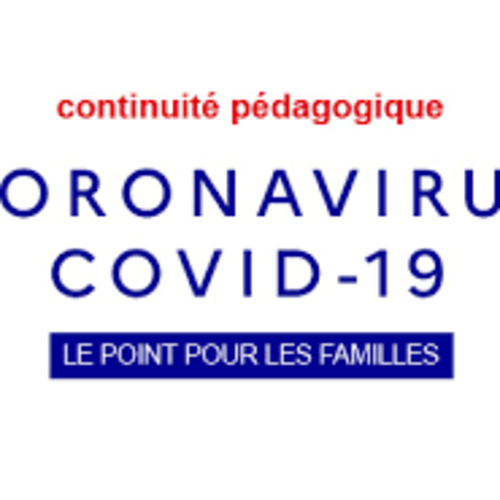 Communiqué de la préfecture à destination des parents d''élèves
