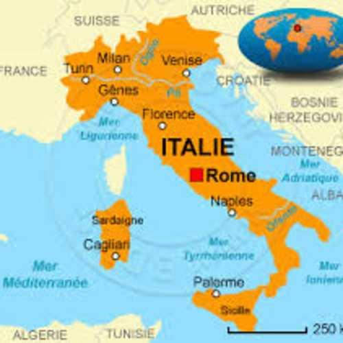 Compte rendu de voyage en Italie d''une élève