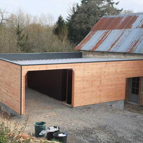 Genty construction écologique