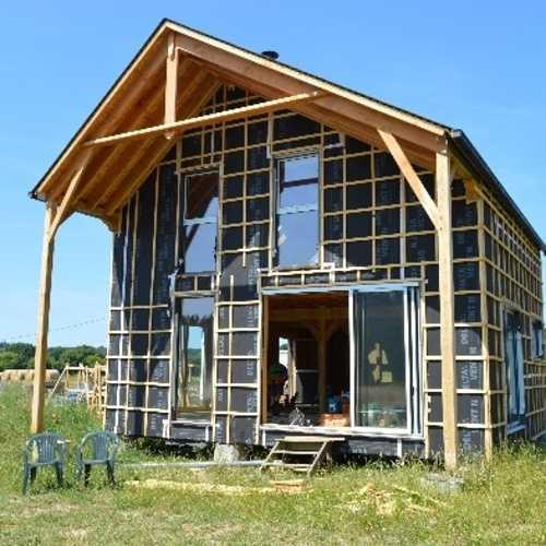 samedi 22 septembre : construire en paille, écologique et performant !