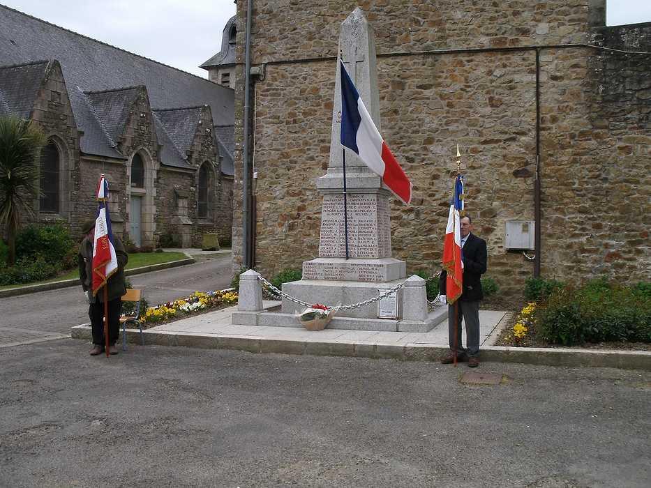 Commémoration du 8 mai 1945 ceremonie8mai