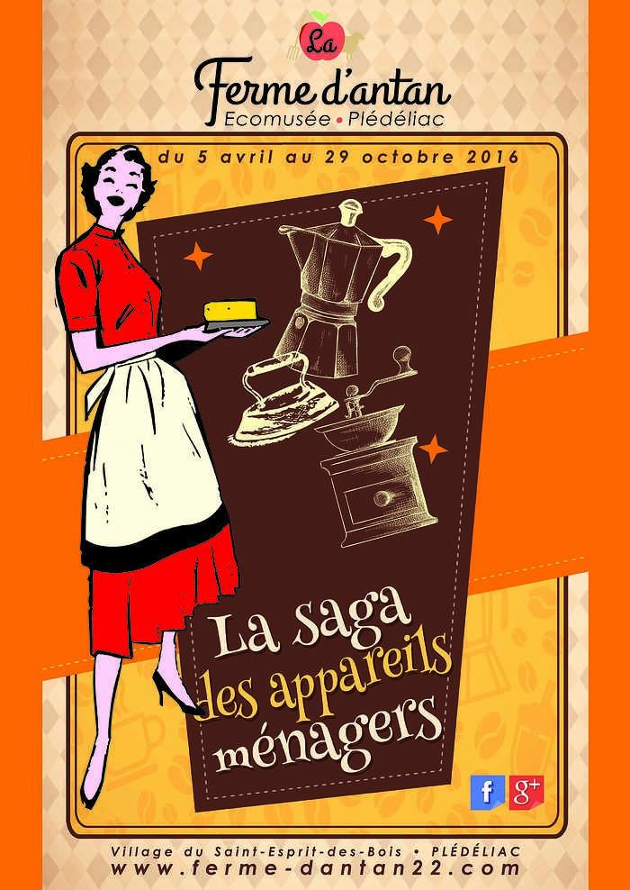 Du 5 avril au 29 octobre - La saga des appareils ménagers 0