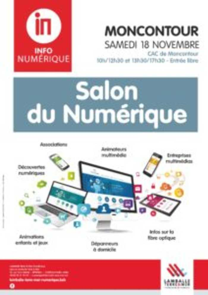 samedi 18 novembre : salon du numérique 0