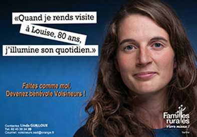 Appel à bénévoles - Réseau des Voisineurs - Temps Part'Agé. 0