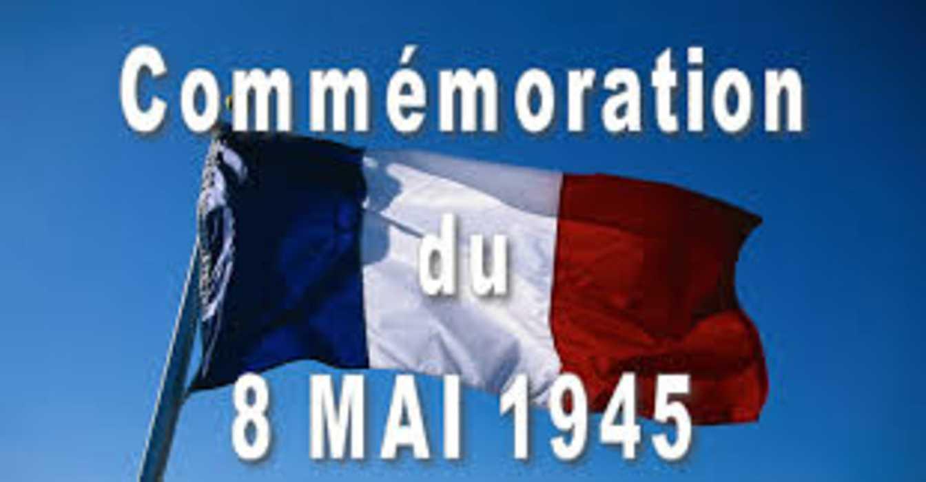 Commémoration du 8 mai 0