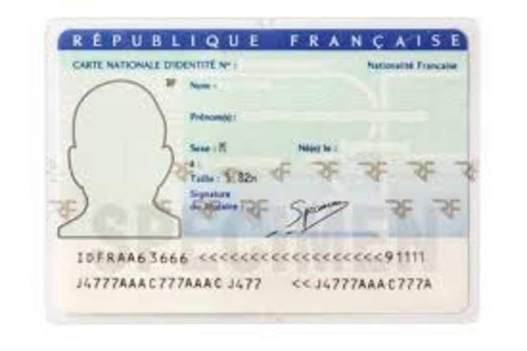 Carte d''identité 0