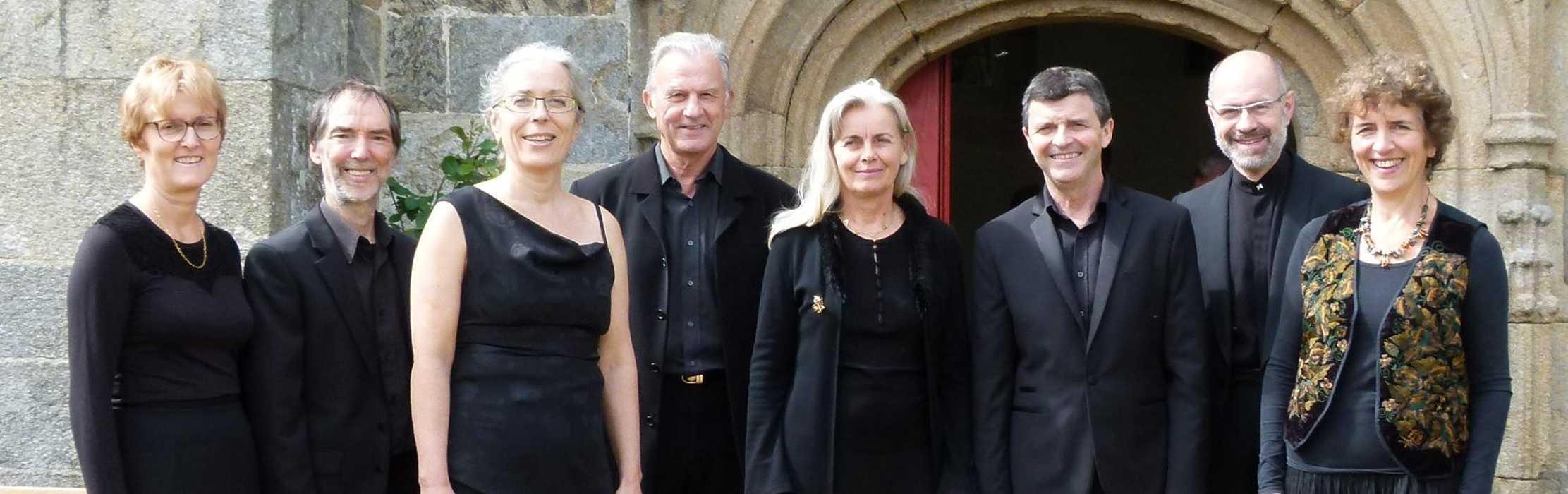 Dimanche 14 octobre à 17h à la Chapelle du Saint-Esprit des Bois : l''ensemble vocal OCTANDRE 0