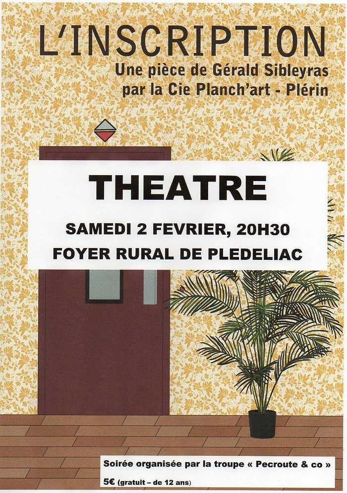 samedi 2 février : théâtre 0