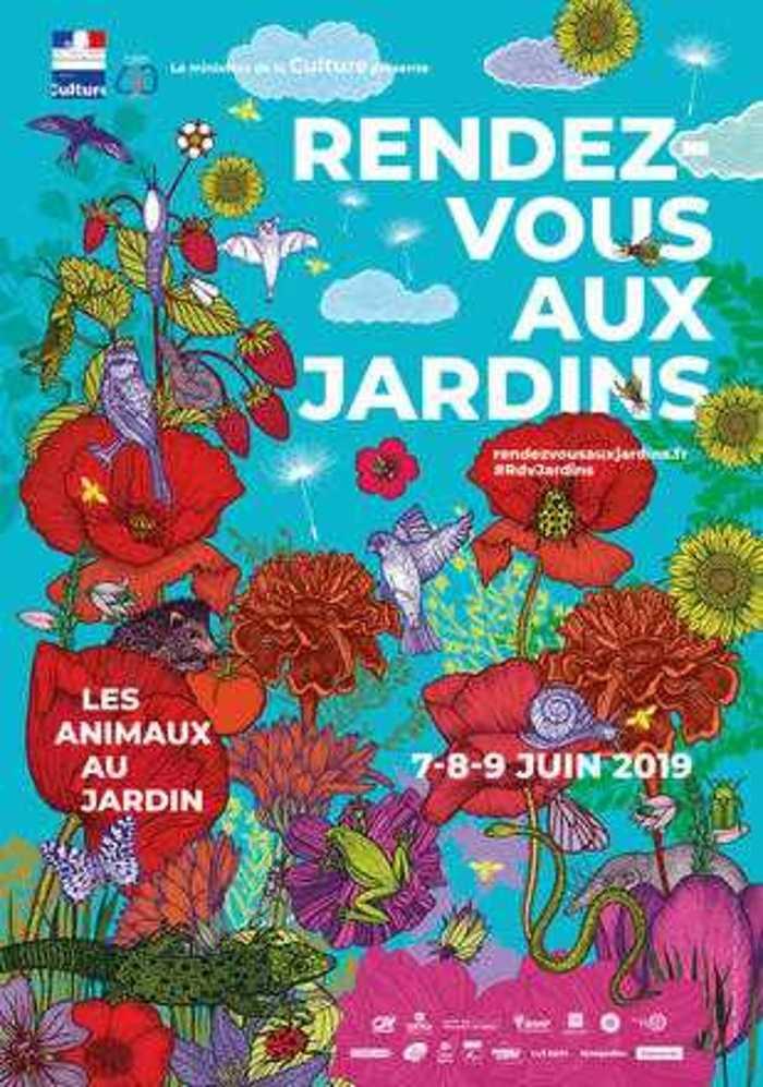 """7-8-9 juin 2019 : """"rendez-vous aux jardins"""" affiche-rdvj-2019large"""