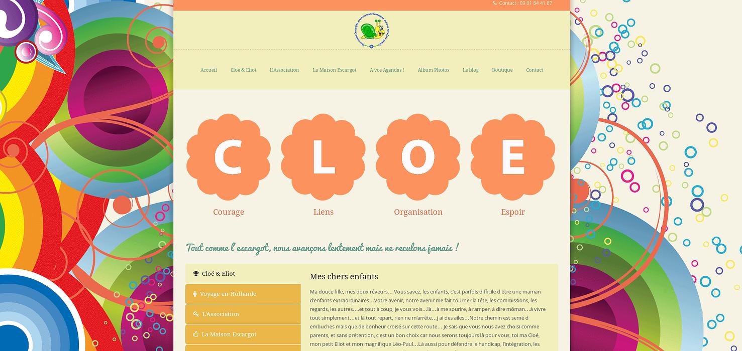 Association C.L.O.E. : « La Maison Escargot » 0