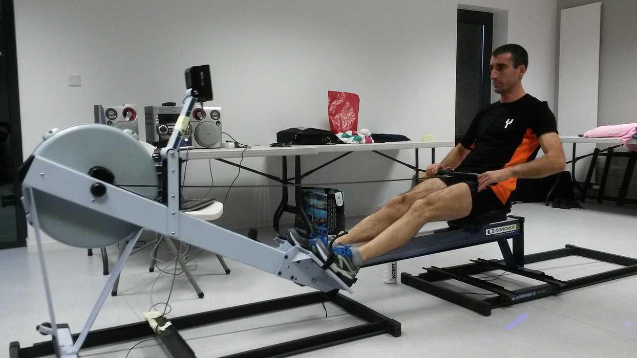Record du monde de rames en salle battu par Vincent Hourdin 20150919202952