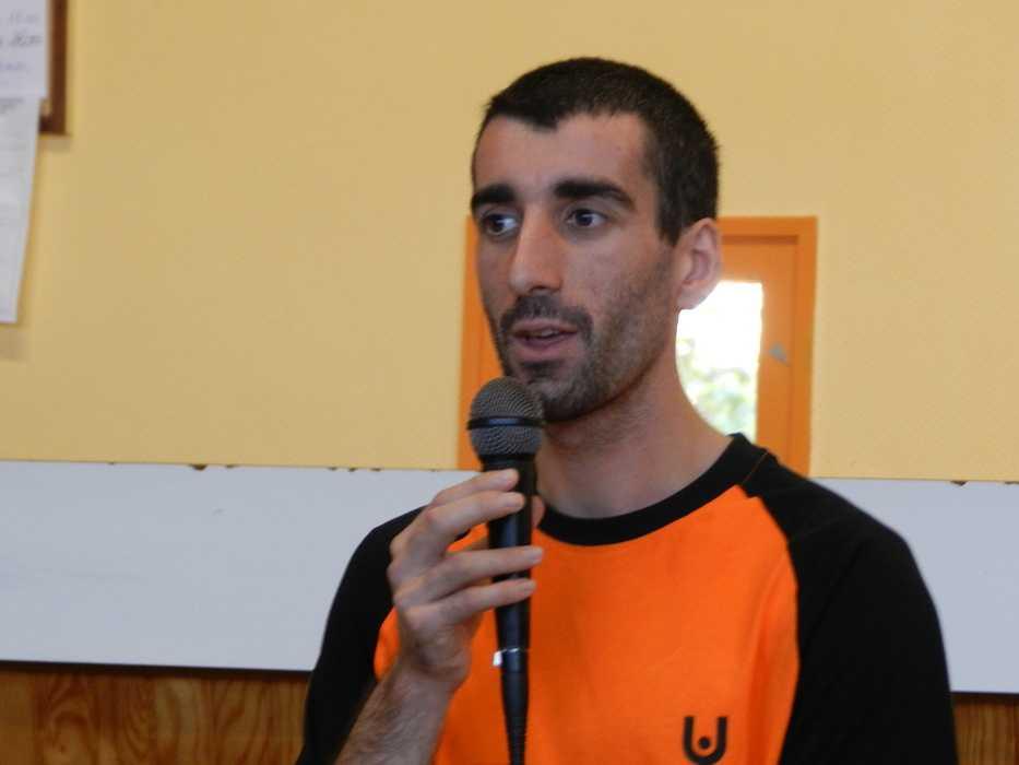 Record du monde de rames en salle battu par Vincent Hourdin 0