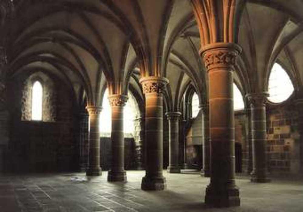 conférence sur l''abbaye de Saint Aubin des Bois le 15 septembre à la salle des fêtes de Plédéliac 0