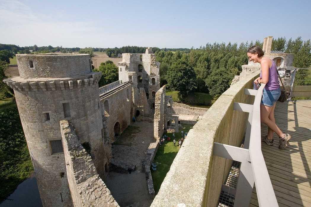 Château de la Hunaudaye img102222