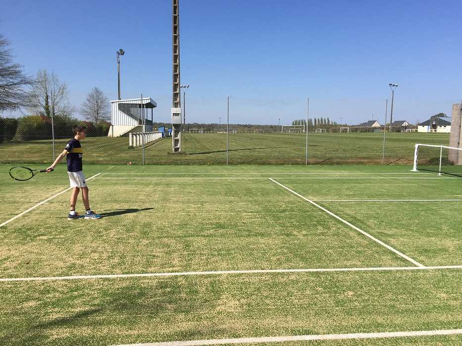 Inauguration du terrain de tennis img1901