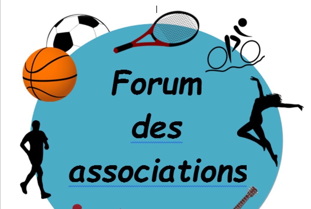 Ce samedi : forum des associations 0